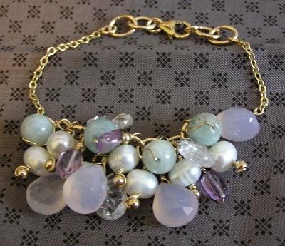 Beaded Glory Bracelet