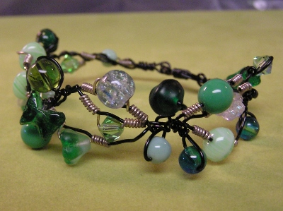 Vine-Up Bracelet