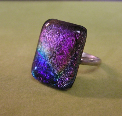 "Sterling Silver ""Multiverse"" Ring"