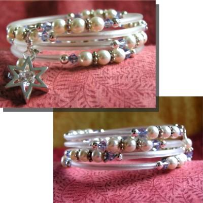 Multi-Strand Swarovski Crystal Bracelet