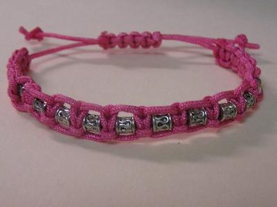 Macrame Bracelet X
