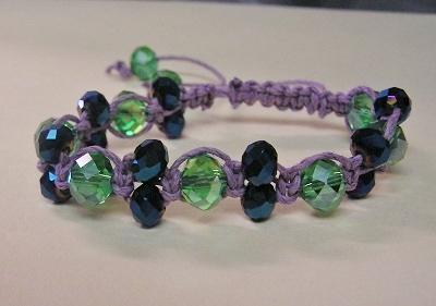 Macrame Bracelet I