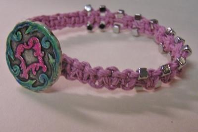 Macrame Bracelet II