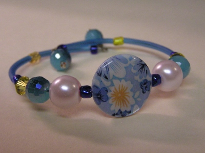 Blue For You Bracelet