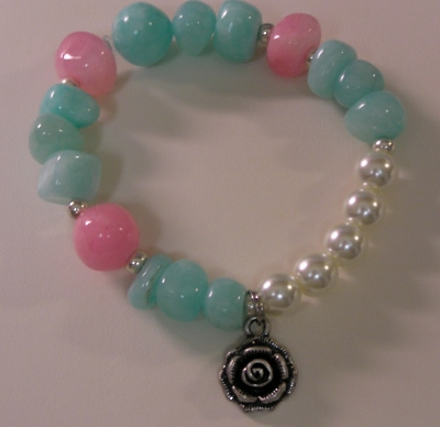 Soft Pastels Bracelet