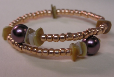 Gemstone Chips Bracelet I