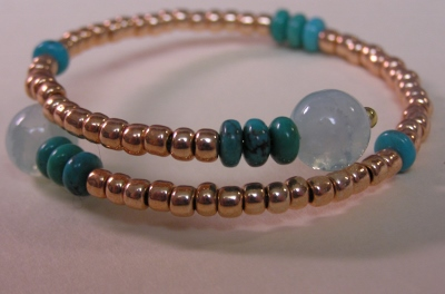 Gemstone Bracelet with Turquoise