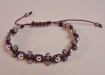 Macrame Bracelet VI