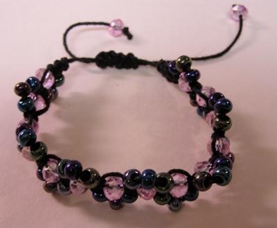 Macrame Bracelet IX