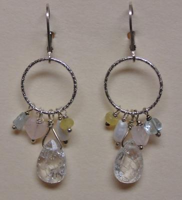 Gemstones Abound Earrings